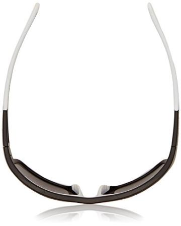 ALPINA Sportbrille Testido, Black Matt-White, One Size, A8514.3.31 - 4