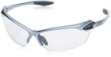 ALPINA Sportbrille Twist Four VL+, Tin-Black, One Size, A8434.1.25 - 1