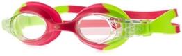 arena Kinder Schwimmbrille X-Lite, green-pink, One size, 92377 - 1