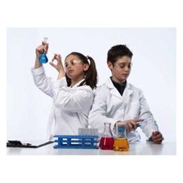 Bügelbrille für Kinder 511H Schutzbrille nach EN166 kratzfest + Seitenschutz - 1