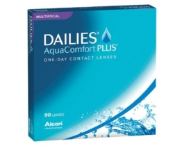 Dailies AquaComfort Plus MULTIFOCAL - 90er-Pack - Alle Stärken - 1