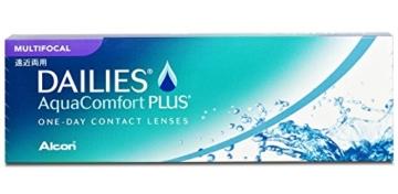 Dailies AquaComfort Plus Multifocal Tageslinsen weich, 30 Stück / BC 8.7 mm / DIA 14 / ADD LOW / -1.5 Dioptrien - 1