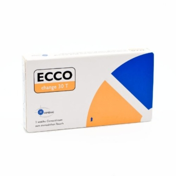 Ecco Change 30 T / Toric - 3er Box ( -1,5 -1,75x80°) - 1
