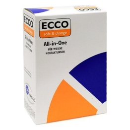 ECCO Soft & Change 2x360ml + 1 Linsenbehälter - 1