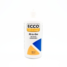 Ecco, Soft & Change All-in-One - 360ml - 1