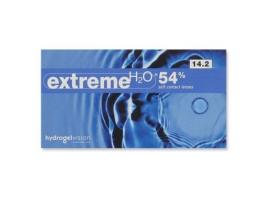 Extreme H2O - 54% (Dioptrien: -5.25 / Radius: 8.60 / Durchmesser: 14.20) - 1