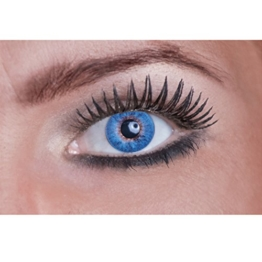 Eyecatcher Natural Color Fun Tone - farbige Kontaktlinsen - light blue 2 - 2 Stück (1 Paar) - 1