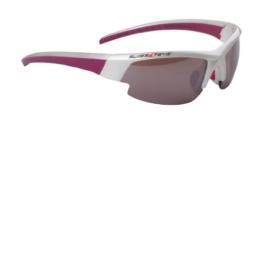 Swiss Eye Sportbrille Gardosa Evolution S, Pearl White/Purple, One Size, 12136 - 1
