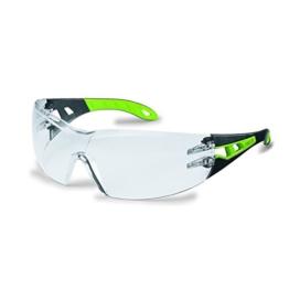 Uvex pheos 9192 HC/AF schwarz / grün, 9192225 - 1