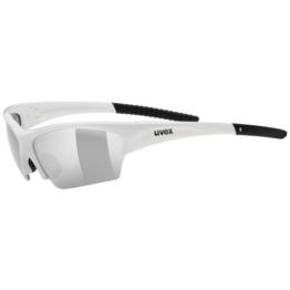 Uvex Sportsonnenbrille Sunsation, White Black, One Size, 5306068816 - 1