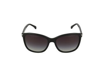 Armani Unisex  Sonnenbrille EA4060, , , , , Gr. Large (Herstellergröße: 56), Schwarz (black 50178G) - 2