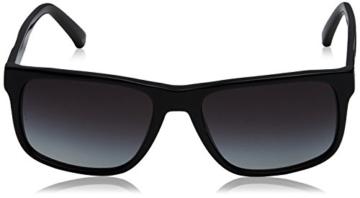 Emporio Armani Unisex-Erwachsene Sonnenbrille Earmani 4071, Schwarz (Black 50178g), 56 - 2