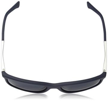 Emporio Armani Unisex Sonnenbrille EA4058, Blau (Blue Rubber 547487), Large (Herstellergröße: 58) - 4