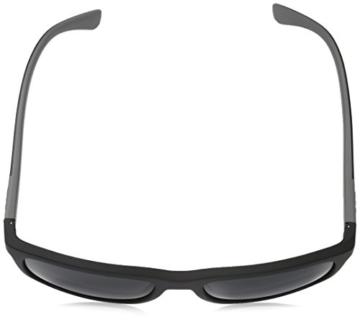 Emporio Armani Unisex Sonnenbrille EA4079, Schwarz (Matte Black 504287), Large (Herstellergröße: 57) - 4