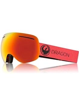 Herren Schneebrille Dragon X1 Mill (+Bonus Lens) - 1