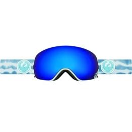 Herren Schneebrille Dragon X2s Onus Blue - 1