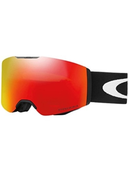 Oakley Fall Line Injected Unisex Google, Matte Black, L - 1