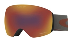 Oakley Flight Deck Injected Unisex Google, Iron Fired Brick, L - 1