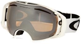 OAKLEY Herren 7037 CLIP Sonnenbrillen polished white - 1