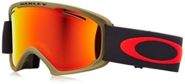 Oakley o Frame 2.0 Xl Injected Unisex Google, Canteen Iron, L - 1