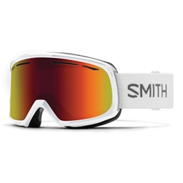 SMITH Damen Drift Skibrille, White, One size - 1