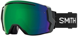 SMITH Erwachsene I/O 7 Skibrille, Black, One size - 1
