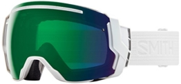 SMITH Erwachsene I/O 7 Skibrille, Whiteout, M - 1