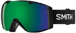 SMITH Erwachsene I/O Skibrille, Black, One size - 1