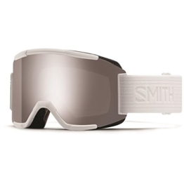 SMITH Erwachsene Squad Skibrille, Whiteout, M - 1