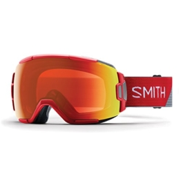 SMITH Erwachsene Vice Skibrille, Fire Split, One size - 1