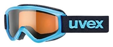 UVEX Kinder Skibrille Speedy Pro, blau, One Size - 1