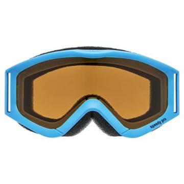 UVEX Kinder Skibrille Speedy Pro, blau, One Size - 3