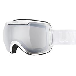 """Uvex Skibrille """"Downhill 2000"""" weiss (100) 0 - 1"""