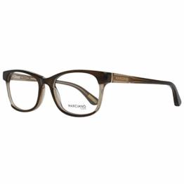 Guess Damen by Marciano Brille Gm0288 53047 Brillengestelle, Braun, 53 - 1
