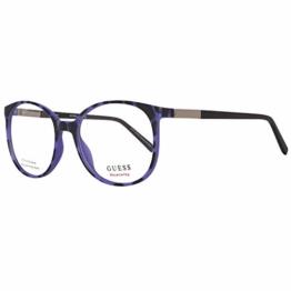 Guess Unisex-Erwachsene Brille Gu3018 54099 Brillengestelle, Violett, 54 - 1